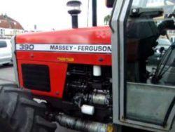 Massey Ferguson Mf 390 390t 398 Tractor WorkShop Service Manual