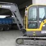 Volvo Ecr58 Excavator Workshop Service Repair Manual