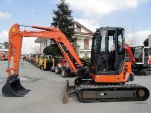 Hitachi Zaxis 40u-2 50u-2 Excavator Service Repair Manual