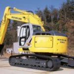 Kobelco Holland E175B, E195B Tracked Crawler Excavator Factory Service Repair Manual