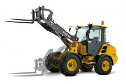 Volvo L25f Compact Wheel Loader Service Repair Manual