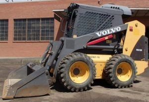 Volvo Mc110b Skid Steer Loader Service Parts Catalogue Pdf Manual