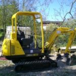 Hyundai Crawler Mini Excavator Robex 22-7 Operating Manual
