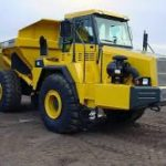 KOMATSU HM400-1L ARTICULATED TRUCK SERVICE SHOP REPAIR MANUAL