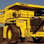 Komatsu 830e-1ac Dump Truck Service Shop Repair Manual