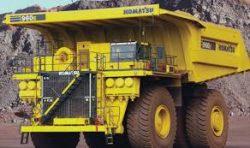 Komatsu 960e-1k Dump Truck Service Shop Repair Manual