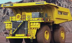Komatsu 960e-1k Dump Truck Service Shop Repair Manual