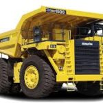 Komatsu Hd1500-7 Dump Truck Shop Manual