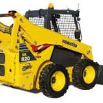 Komatsu SK820-5N Skid Steer Loader Service Repair Workshop Manual
