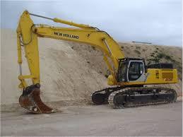 New Holland E805 Excavator Workshop Service Repair Manual