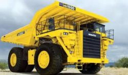KOMATSU HD1500-5 DUMP TRUCK SERVICE SHOP REPAIR MANUAL