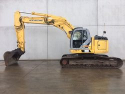 New Holland E235BSR Excavator Workshop Service Repair Manual