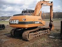 Crawler Excavators CASE CX160 Service Manual