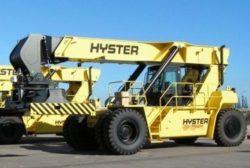 Hyster A228 (HR45-EC, HR48-EC) Forklift Service Repair Workshop Manual