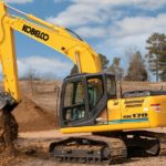 Kobelco SK170LC-6E Crawler Excavator Service Repair Shop Manual