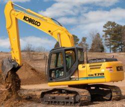 Kobelco SK170LC-6E Crawler Excavator Service Repair Shop Manual