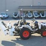 Bobcat CT120 Compact Tractor Operation and Maintenance Manual