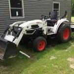 Bobcat CT225 Compact Tractor Operation and Maintenance Manual