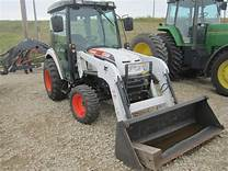 Bobcat CT335 Compact Tractor Operation and Maintenance Manual