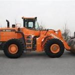 Doosan Wheel Loader DL500 Service Repair Shop Manual