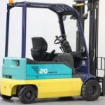 Komatsu FB20H-2R, FB20HG-2R (Series 4022) And FB25H-2R, FB30H-2R (Series 4023) Forklift SM