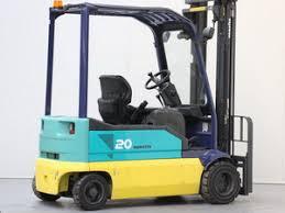 Komatsu FB20H-2R, FB20HG-2R (Series 4022)   And FB25H-2R, FB30H-2R (Series 4023) Forklift   SM