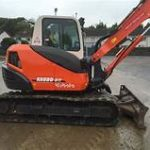 Kubota KX080-3 Excavator WorkShop Manual