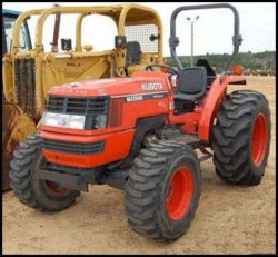 Kubota MX5000 Tractors WorkShop Manual