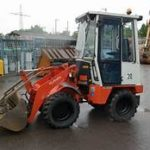 Kubota R310(B) R410(B) Wheel Loaders WorkShop Manual
