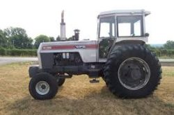 White 2-135 and 2-155 Tractors Service Shop Manual