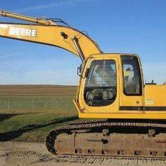 John Deere 200LC Excavator Service Repair Manual Dealer Fabricated Tools