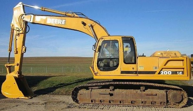 John Deere 200lc Excavator Complete Workshop Service Manual