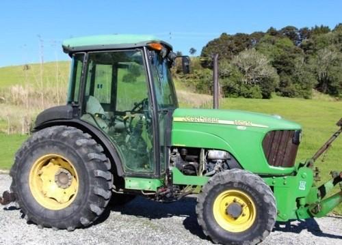 John Deere 5325N, 5425N, 5525N Tractor Workshop Service Manual