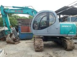 Kobelco SK100 V, SK120 V, SK120LC V Crawler Excavator Service Repair Shop Manual