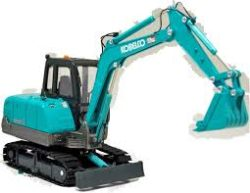 Kobelco Sk60V Hydraulic Crawler Excavator and Isuzu Industrial Diesel Engine 4JA1 4JB1 4JC1 WSM.