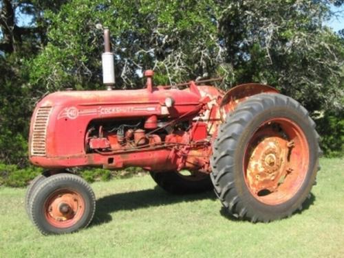 Gamble Farmcrest Model 30 Tractor Workshop Service Manual