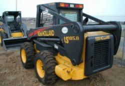 New Holland Skid Steer Loader Ls185b Workshop Service