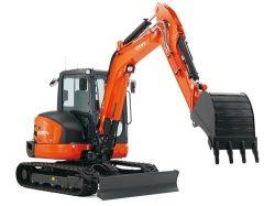 Kubota KX080-3 Excavator WorkShop Manual Download
